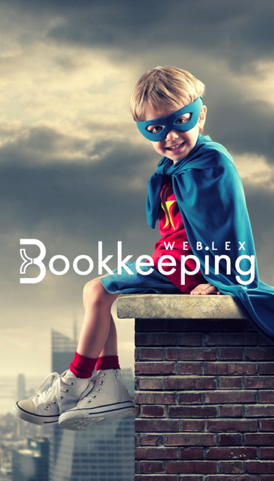 web-lex Bookkeeping logo